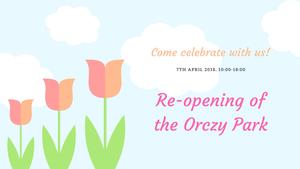 Orczy re-open